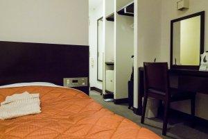 Одиночный номер в Business Hotel Access Awa