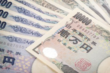 Japan is still a cash-based society in many parts so carry enough money with you