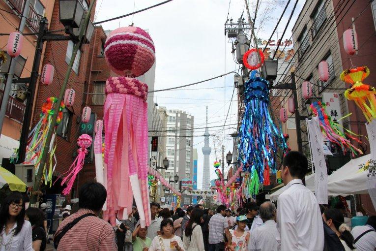 Shitamachi Tanabata Matsuri 2018