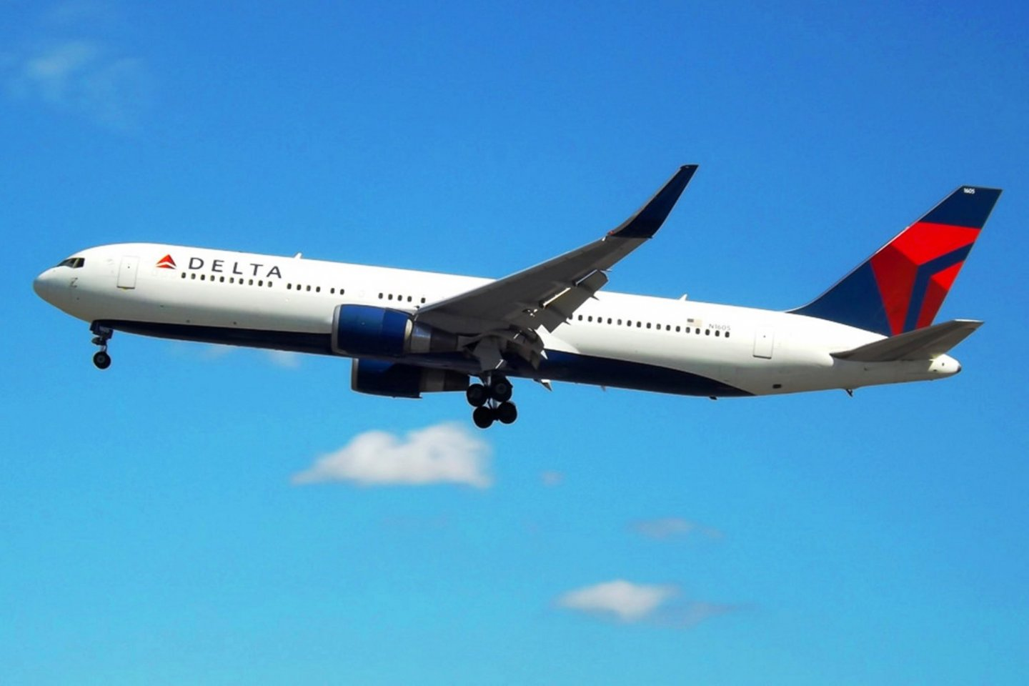 Delta has plans to operate the Kansai route with the Boeing 767