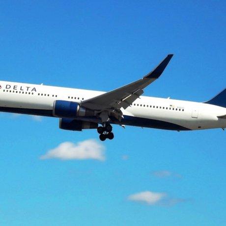 Kế hoạch bay của Delta từ Seattle đến Osaka