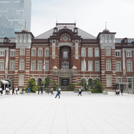 Things to Do Near Tokyo Station