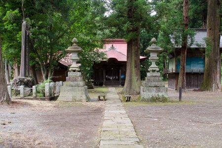 Totto Shrine