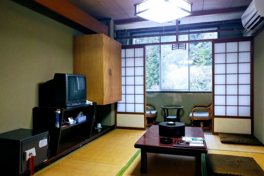Japanese-style room (no toilet)