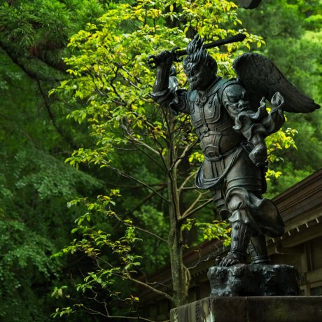 Discover Mystic Beauty at Daiyuzan Saijoji Temple