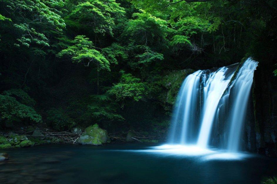Kawazu Seven Waterfalls (Nanaderu)