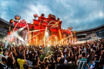 Electric Daisy Carnival Japan 2018