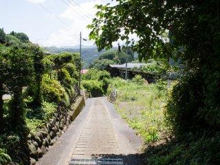 Iwabitsu village