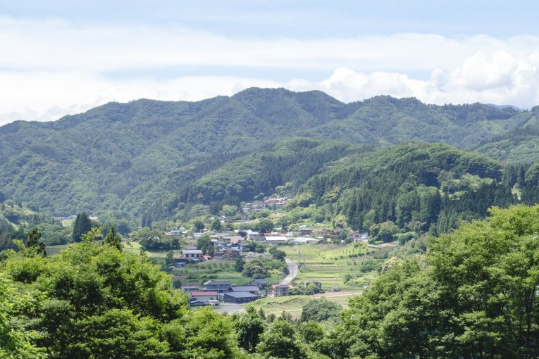 Núi Iwabitsu