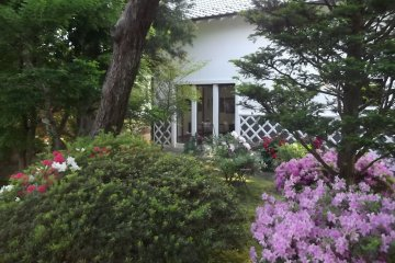 Takahashi's former home