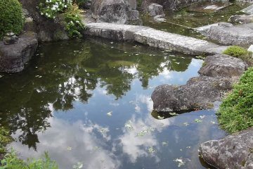 Tokoji Temple in Azumino