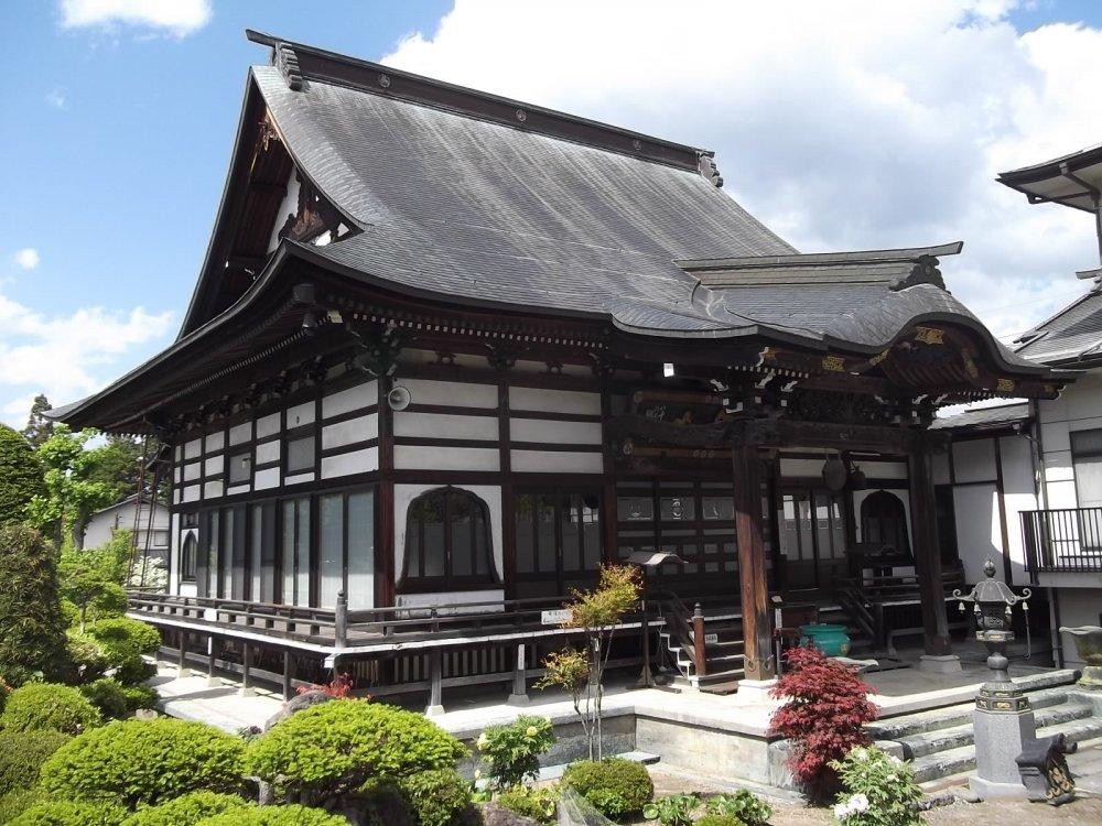 The main hall