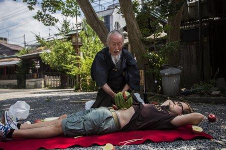 조 오카다 : 마지막 사무라이