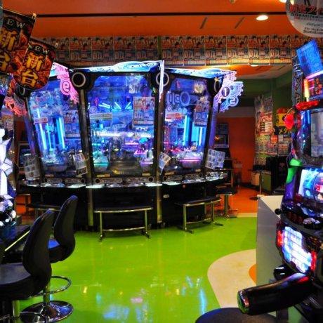 EST Game Centre In Shibuya