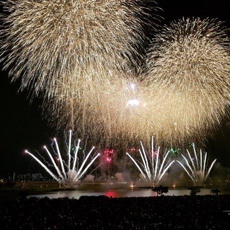 Lễ hội Pháo hoa Adachi