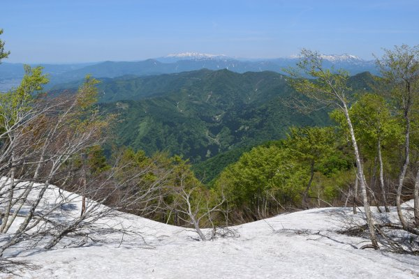 You\'re able to get fantastic views over the region