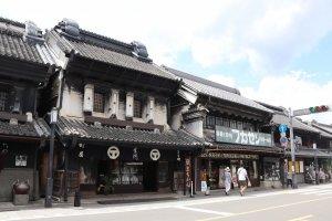 Nhiều tòa nhà được chứng nhận là di tích lịch sử