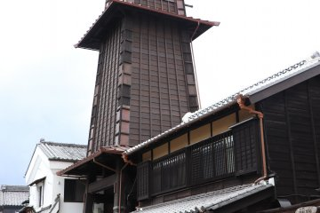 Tori no kane (Bell Tower) is an iconic symbol of Kawagoe.