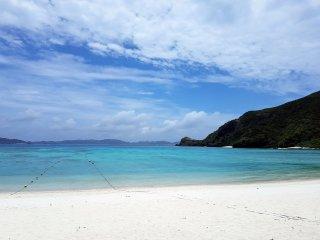 A perfect day trip at Tokashiki Island