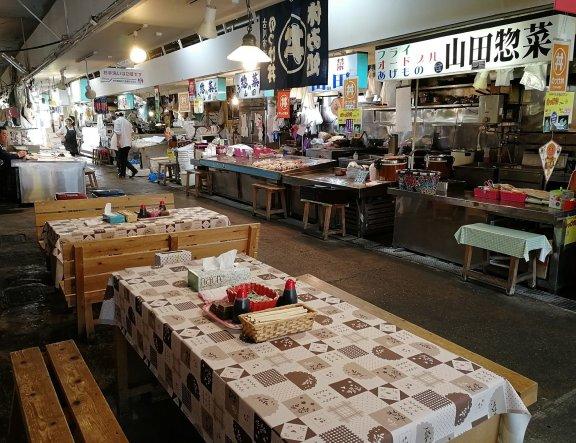 DIY海鮮丼 青森魚菜中心