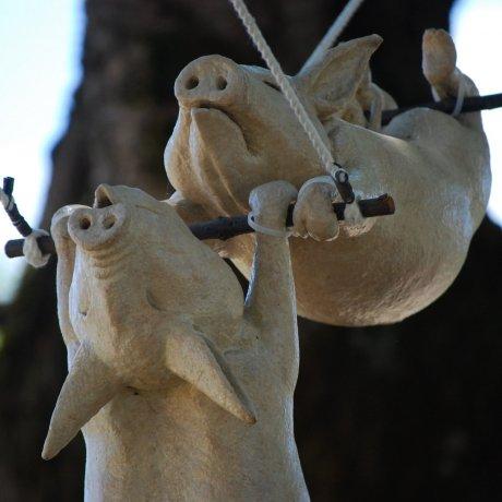 Vườn bách thú Nghệ thuật Satoyama