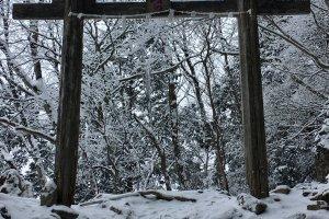 4th Torii, Mitsumine Shrine