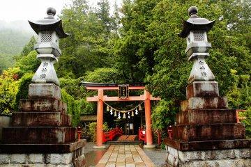 Tenkawa Shrine