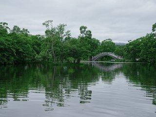 Salah satu dari sekian jembatan