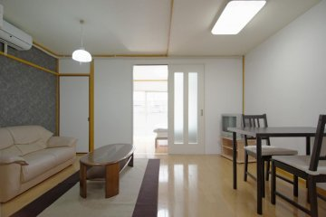 Fully furnished apartments are ready for you to move in