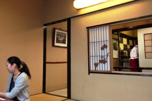Isegen Japanese Monkfish Restaurant in Akihabara