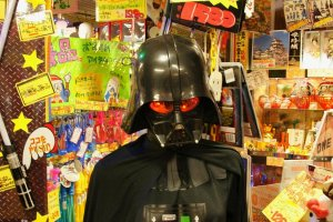 I find your lack of shopping ability......disturbing
