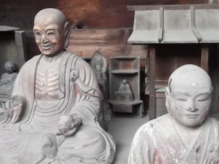 Ancient Buddhist saints