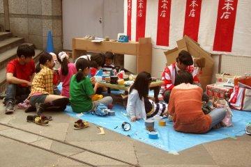 Mono-machi Festival - A-Round 2013
