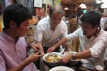 Ramen Gyoza Restaurant