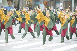 Festival dances from 20 districts.