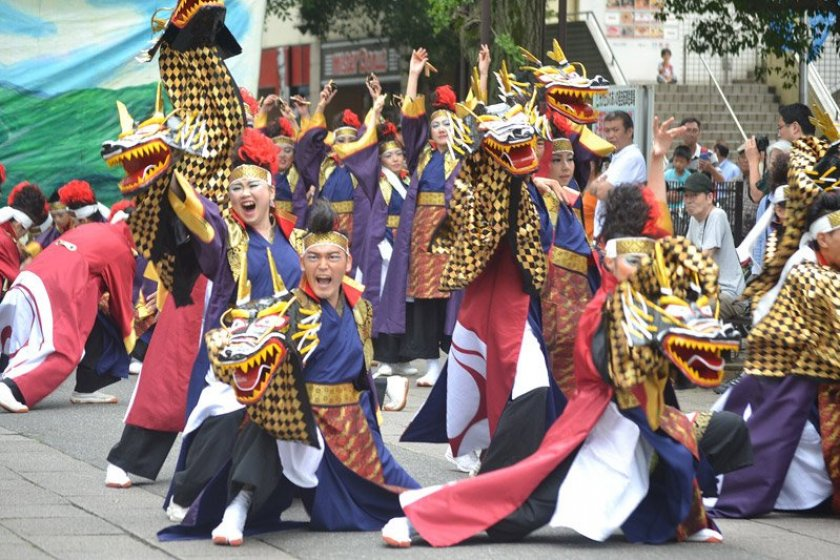 Over 2,000 performers will participate in the parade.