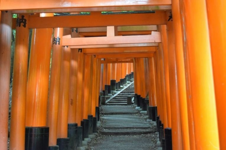 Explorar Quioto sem Explorar a Carteira