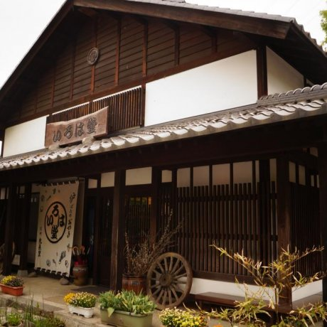 Irohado – The Best Oyaki in Nagano