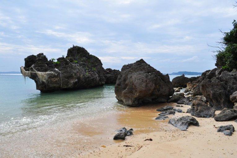 Tsukenjima in Okinawa