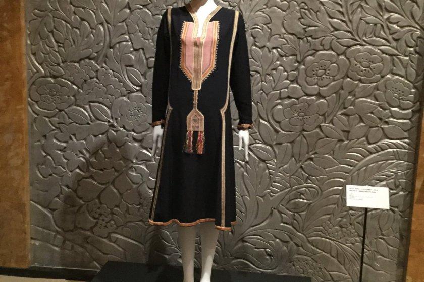 Islamic style day dress by Paul Poiret, 1923