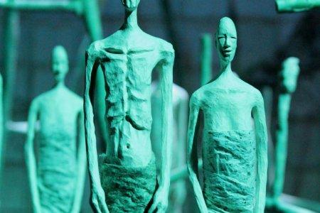 Cuộc sống của Kukai ở những tác phẩm điêu khắc giấy