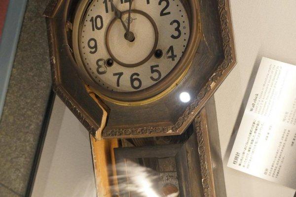 멈추어 버린 시계