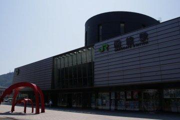 JR Hokkaido's Hakodate Station