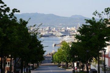 Hakodate: Từ hoàng hôn đến tối mịt