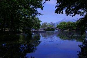 Mon premier point de vue sur le Mont Komagatake