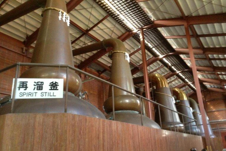 Nikka Whisky Distillery Sendai