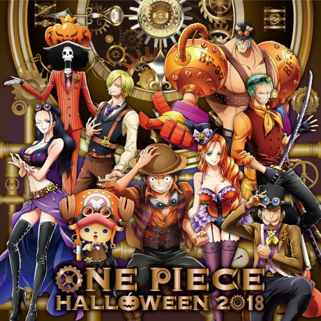 One Piece Halloween