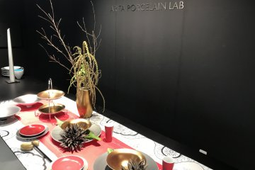 You can even get ideas on how to set your table with their wares