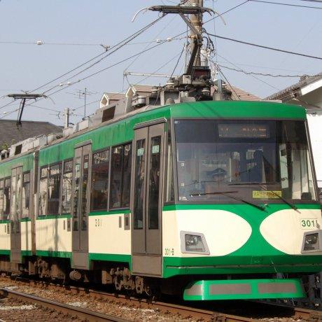 Tokyu Setagaya Tram Line