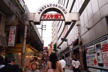 <p>จุดที่สำคัญที่อยู่ใกล้สถานีนอุเอโนะพาร์คสวนสัตว์ ยังรวมถึงถนน Yodobashi Camera และ ถนนAmeyoko &nbsp;(อย่างเป็นทางการ Ameyayokocho)</p>
